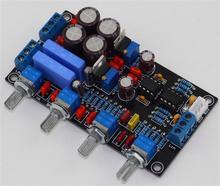 Lujo AC15V-0-AC15V Panel de Control de Volumen NE5532 Tablero Preamplificador Amplificador Envío Gratis 12003204