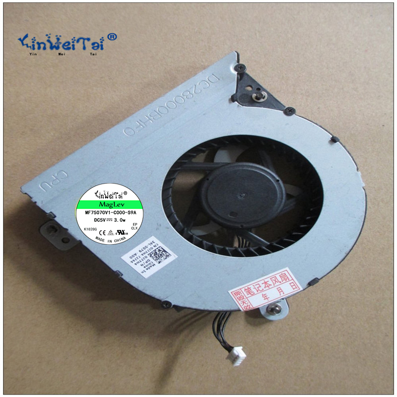 NEW COOLING FAN FOR Dell Alienware M18x R2 Cooling Fan J77H4 0J77H4 DFS602205M30T FBCS