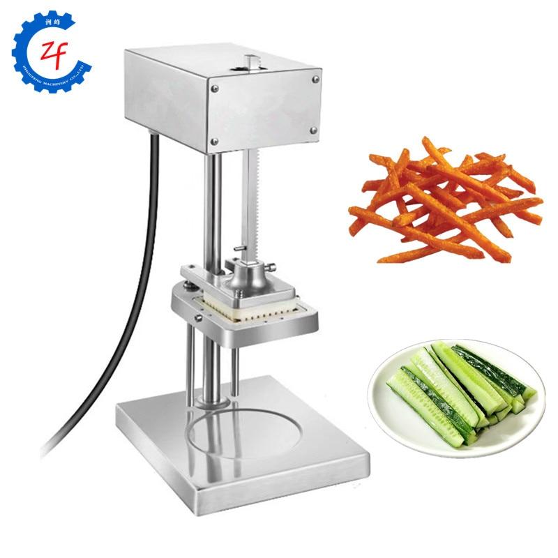 Machine à frites verticale électrique coupe-frites frites - 3