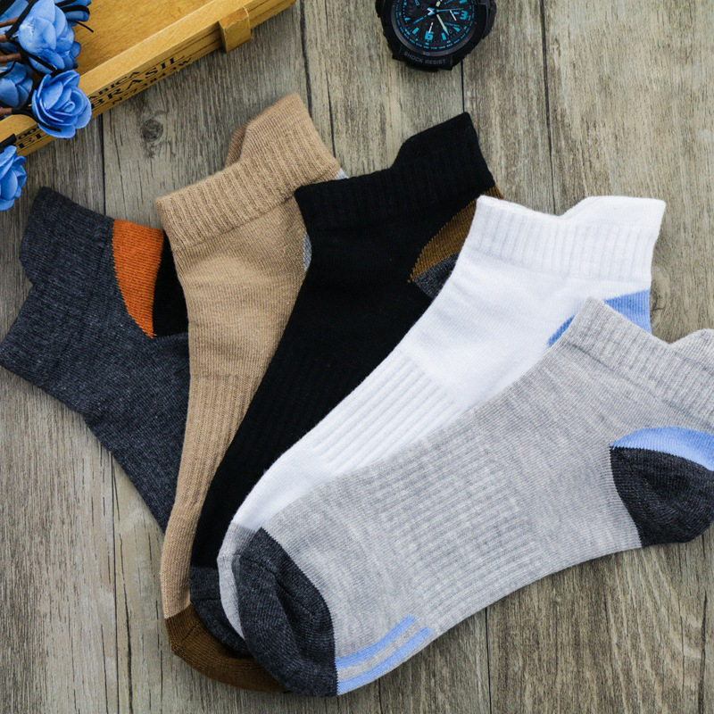 PEONFLY 5 Pairs/Lot Thermal Socks Men Cotton Spandex Snowboard Socks Wearable Thermosocks calcetines de ciclismo