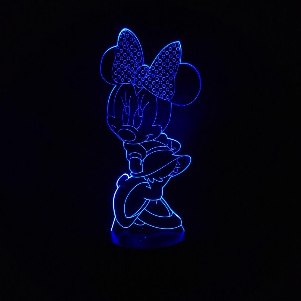 Luzes da Noite 3d mouse mouse led usb Marca : Amroe
