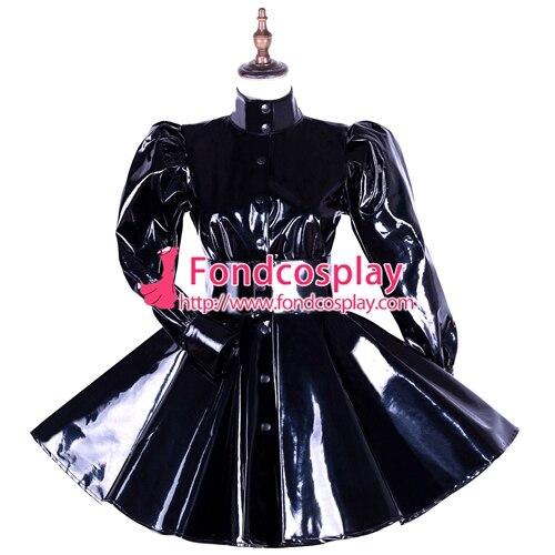 vestido Último Gothic PVC 3