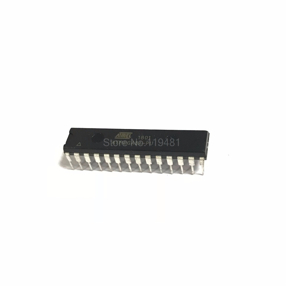 ATMEGA8A PU DIP 28 New home furnishings ATMEGA8A specializing in single chip microcomputer XJDZ2