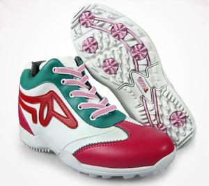 Хит! PGM/Женская обувь для взрослых из натуральной кожи на высоком каблуке; спортивная обувь для гольфа; высокое качество; Бесплатная доставк...