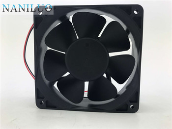 NANILUO Original 12038 R1238H24BPLB1 24V 0.37A Inverter fan