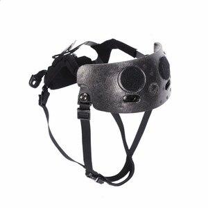 Image 4 - Capacete Sistema De Suspensão para BJ Rápido/PJ/MICH Capacetes Capacete Tático Forro & Sistema de Suspensão Do Exército de Proteção Hemet acessórios