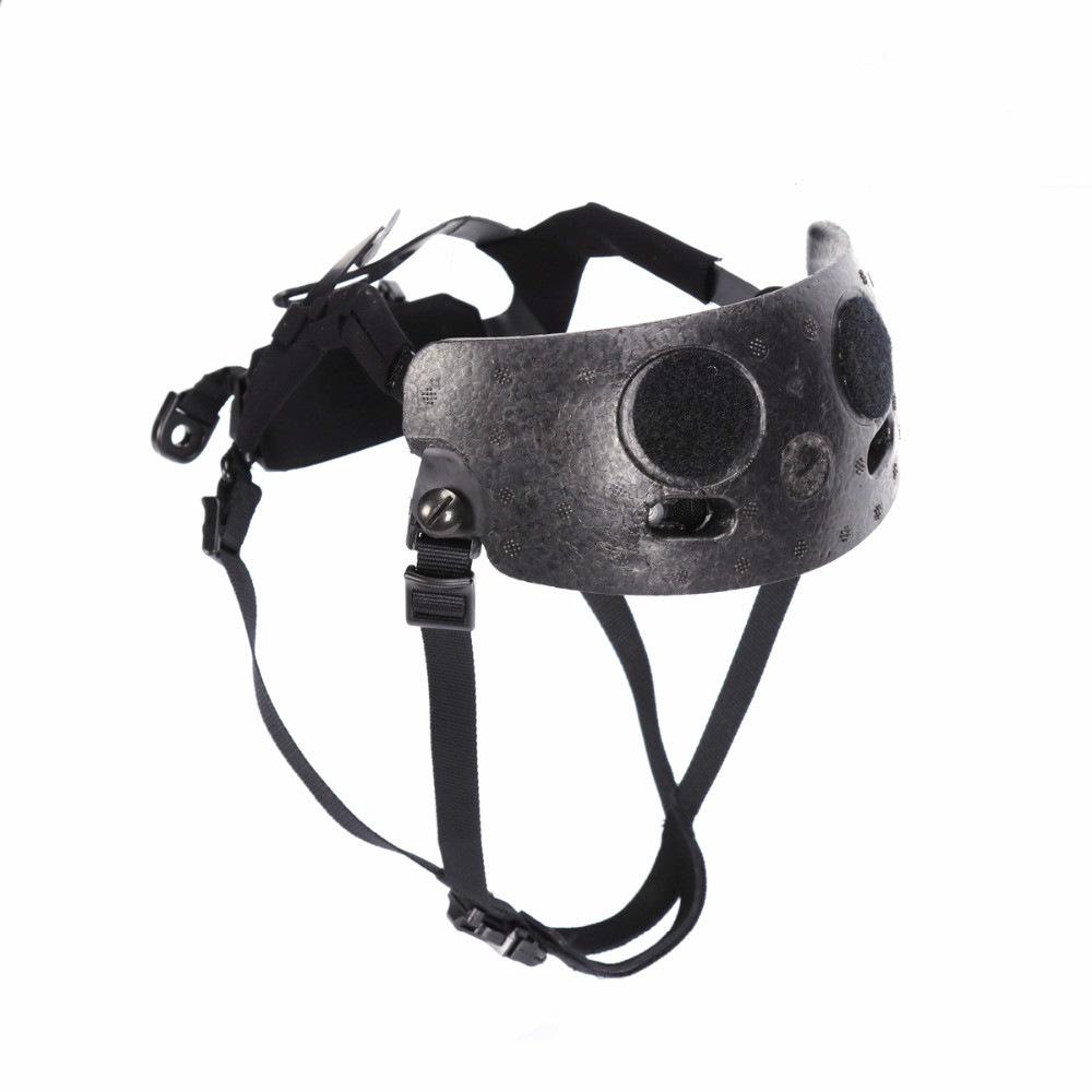 Image 4 - Helmet Hanging System for Fast BJ/PJ/MICH Helmets Tactical Helmet Liner & Suspension System Army Protective Hemet Accessories-in Hunting Gun Accessories from Sports & Entertainment