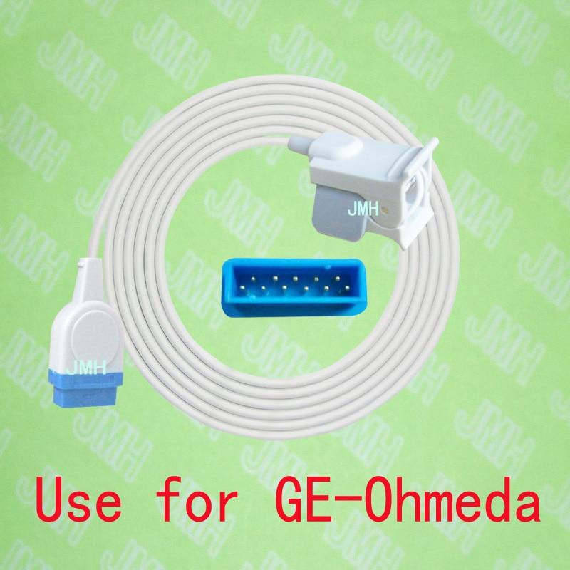 Compatible with OXY-F4-GE-Ohmeda  Pulse Oximeter monitor , Pediatric finger clip spo2 sensor.11PIN.Compatible with OXY-F4-GE-Ohmeda  Pulse Oximeter monitor , Pediatric finger clip spo2 sensor.11PIN.