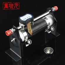Ползунковый Реостат 50 Ом 1,5 ампер регулируемый ползунковый Реостат для средней школы физический эксперимент Обучающие инструменты M-1266