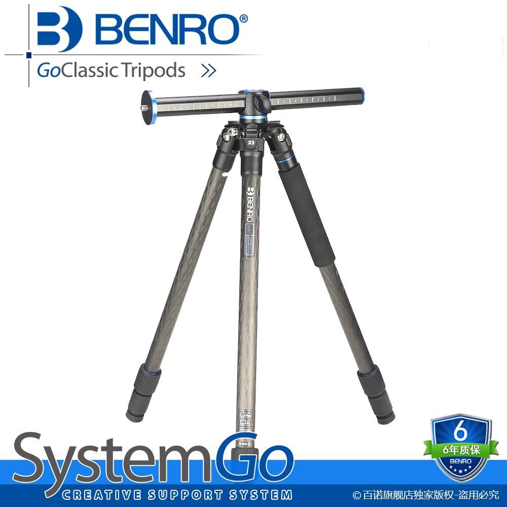 BENRO Portable Professional Camera font b Tripod b font 3 font b Leg b font Section