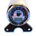 Мотоцикл инструмент мотоцикл ЖК-цифровой спидометр techometer пробег для Harley Davidson мотоцикл метр