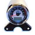 Motorcycle instrument motorcycle LCD digital speedometer techometer  odometer for Harley Davidson  motorbike meter