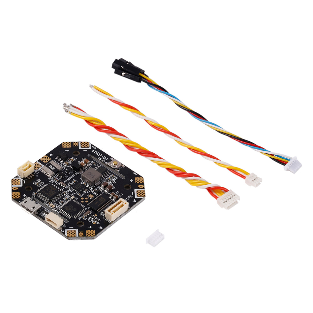 1pcs B6 F303 Flight Controller lite version of SPARKY flight controller for FPV Quadcopter Multicopter RC Drone naza m lite multi flyer version flight control controller w pmu power module