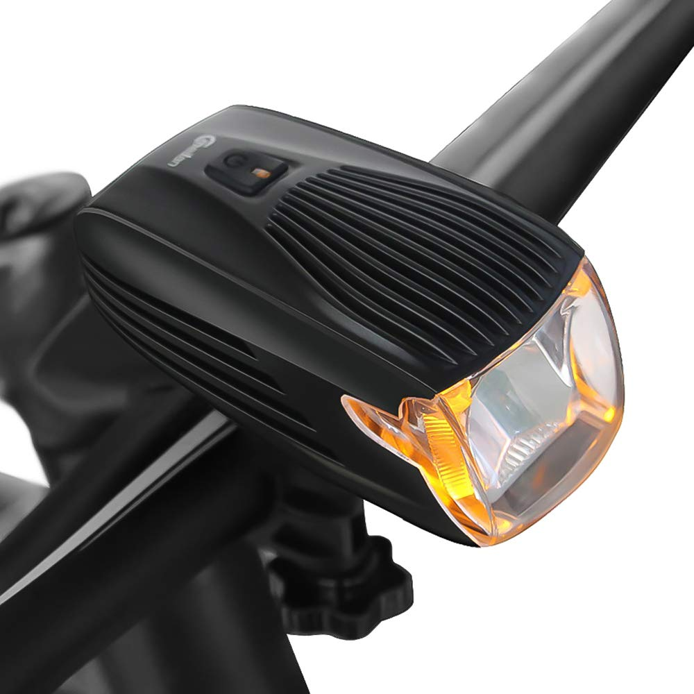 Luz frontal inteligente para bicicleta Meilan X1 MTB, luz frontal impermeable para bicicleta