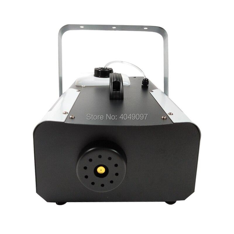Supe 1500w Fog Machine 2.5L Smoke Machine  Professional Stage Machine DJ /Bar/Home Fogger