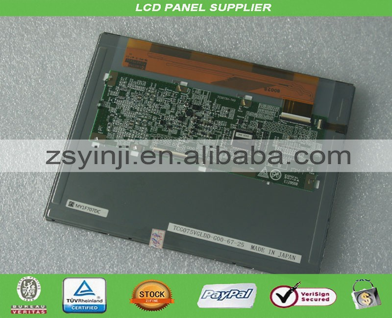 Modulo TCG075VGLDD-G00 7.5 TFT-LCDModulo TCG075VGLDD-G00 7.5 TFT-LCD