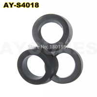 Free shipping 200pieces fuel injector seals for Jaguar XJS V12 fuel injection mount sealing rings replace kits (AY S4018)