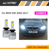 Canbus H7 LED Car Headlight Error Free Headlamp Fog Light For BMW E90 M3 M 320d