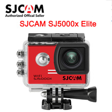 Original SJCAM SJ5000X Elite WiFi 4K 24fps 2K30fps Gyro Sports DV 2.0 LCD NTK96660 ดำน้ำ 30Mกล้อง
