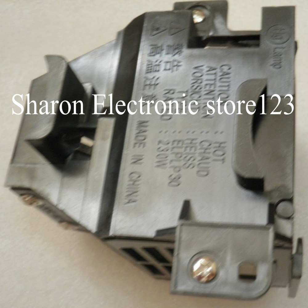 Free Shipping Brand New Replacement lamp with housing ELPLP30 For EMP-61/EMP-81/EMP-821/EMP-81+Projector free shipping brand new replacement lamp with housing np16lp for nec m260ws m300w m350x um280x um280w projector 3pcs lot
