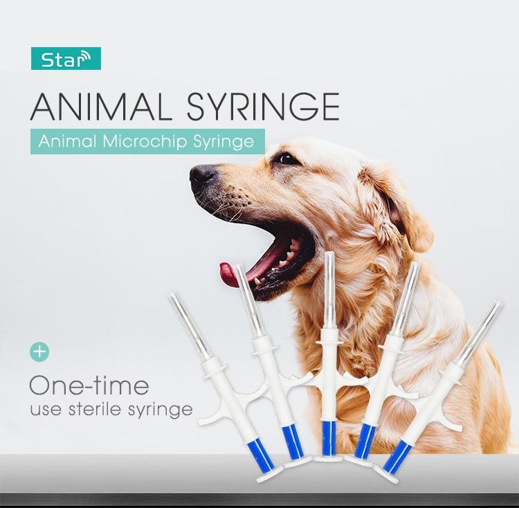 1 High Quality Microchip Syringe