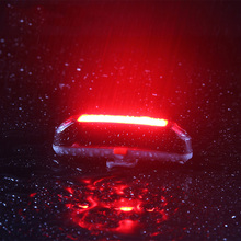ROCKBROS Bicycle Light Bike Cycling Waterproof Taillight 30 LED Super With USB Rechargable Safety Night Riding Rear