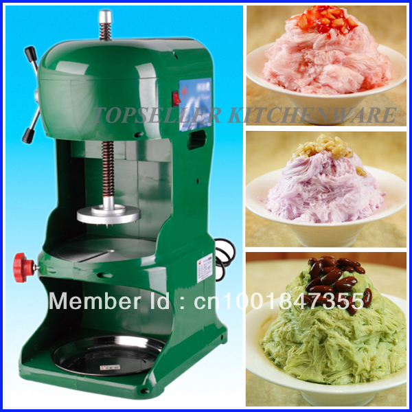 commercial use ice shaver machine ice crusher machineice shaving machine snow cone maker - Snow Cone Machine For Sale