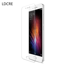 2PCS screen protector xiaomi mi5 Glass Screen Protector xiaomi mi 5 HD protective film tempered glass