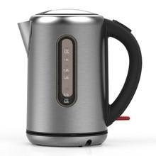 Электрический чайник 304 из нержавеющей стали пищевой электрическая емкость для дома Автоматическое отключение питания