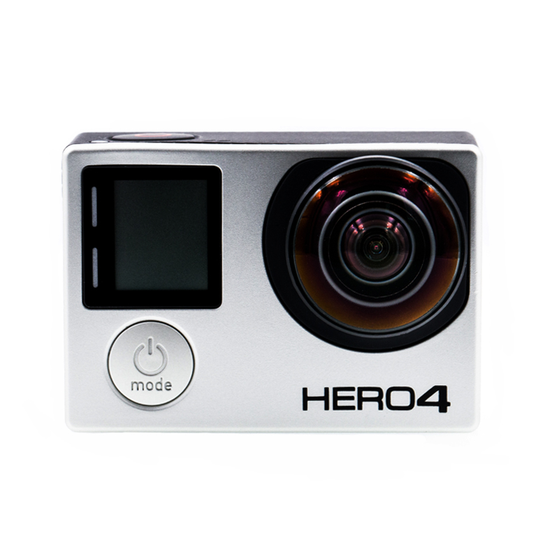 GoPro Hero 4 Black with Custom 220 Degree Wide Angle 1.21mm Fisheye Lens 16MP 360 Degree VR Replaceable High Grade Fisheye Lens все цены