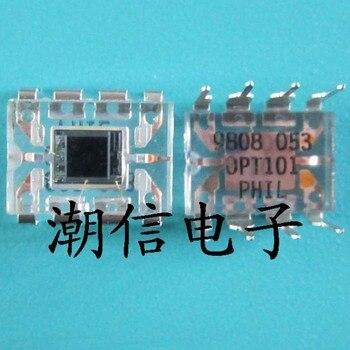 20PCS/LOT OPT101 OPT101P DIP-8 Photoelectric sensor chip