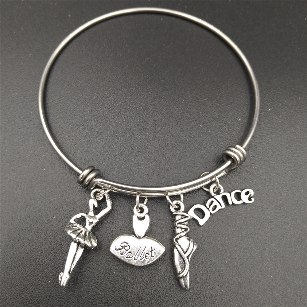 charm stainless bracelets nurse steel product tibetan bangle bangles bracelet loraboutique