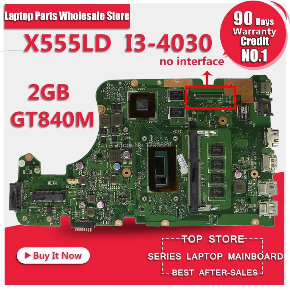 X555LD REV 2.0 i3 cpu motherboard For ASUS X555L X555LP A555L K555L F555L X555LJ REV:1.1/3.3/3.1 laptop motherboard 100% tested kefu x555ld for asus x555ld r557l laptop motherboard rev2 0 1 1 3 1 3 3 i5 cpu motherboard tested motherboard