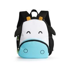 New Fashion School Bag Nylon Kids Bag Cartoon Children Backpack Kindergarten Backpack kid School Bags/Satchel for Boys Girls цена