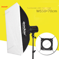 Godox 50*70cm double layer softbox Studio studio Lighting box soft cover 200W 250W dedicatedCD50 T03