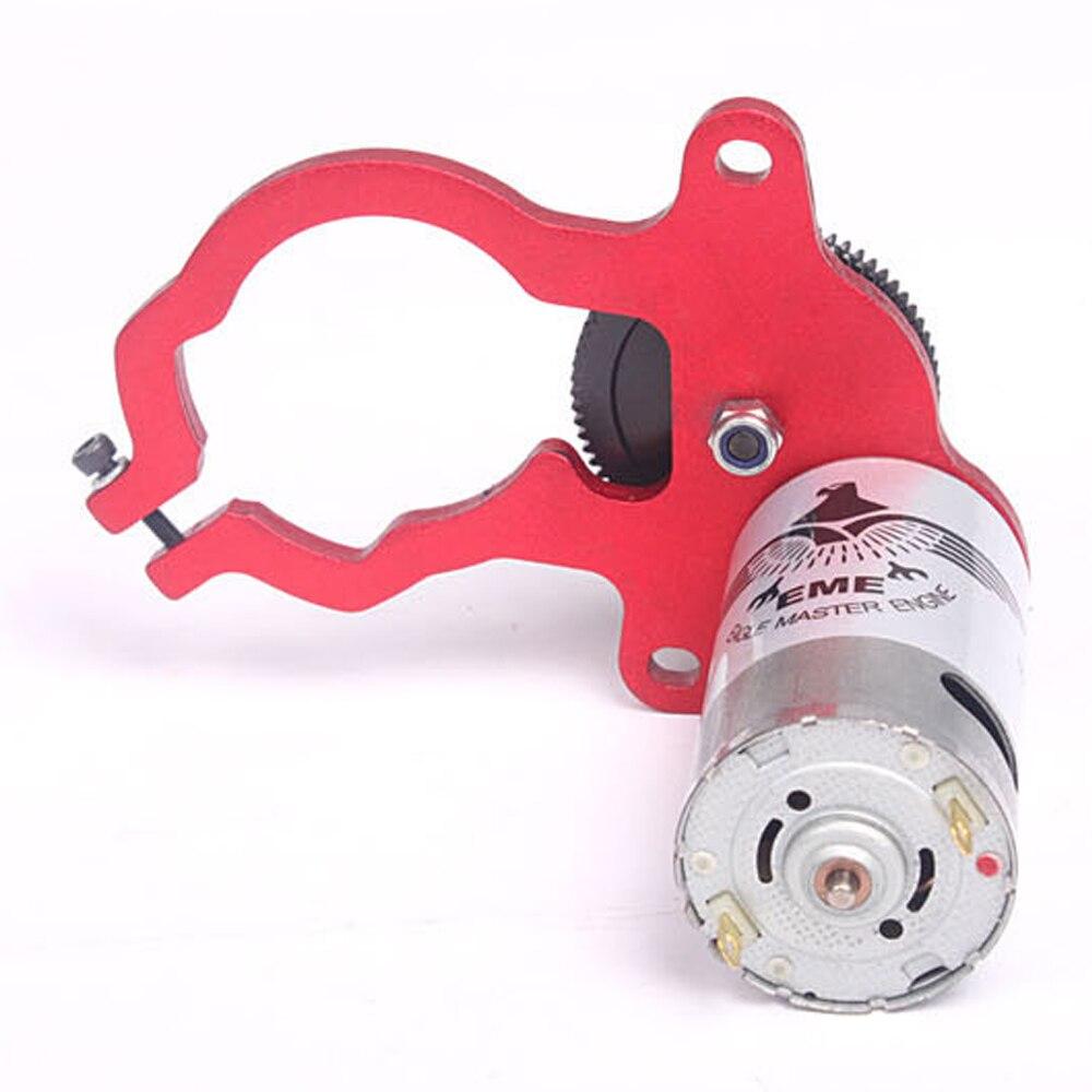 1 Set 55/60cc en KIT/démarreur électrique spécial avec moteur brossé JOHNSON 550A pour EME55/EME55-II/EME60