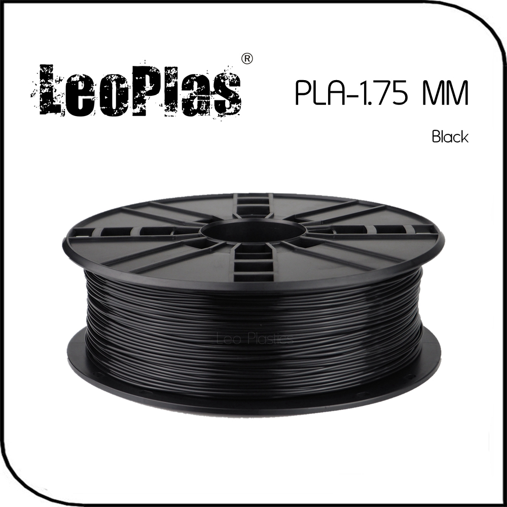 Worldwide Fast Delivery Direct Manufacturer 3D Printer Material 1 kg 2 2 lb 1 75mm Black