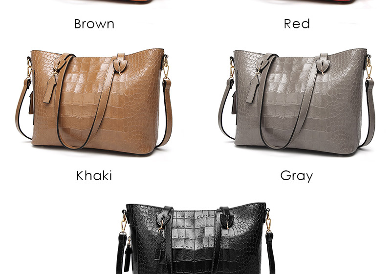 alligator crossbody bag for women shoulder bag female handbag ladies elegant shopping bag_05