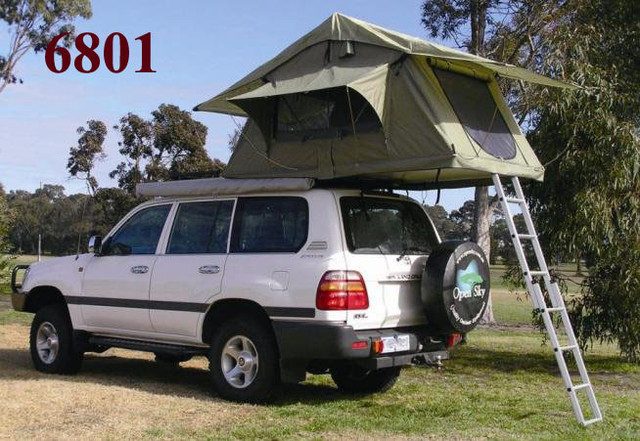 off road trailer/car/truck foldable roof top tent