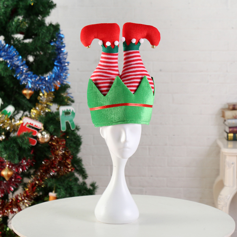 New Design Christmas Hat Party Cap Christmas Gift Winter Clown Hat Joker Hat