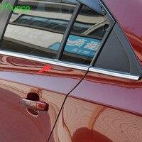 Muncp 10mm x 15 m Chrome Trim Styling Auto Molding Exterieur Interieur Decoratie Trim Strip Voor Acura RLX CL EL CSX ILX MDX NSX RDX