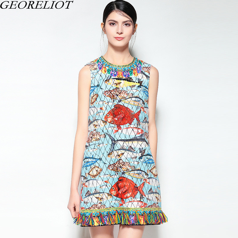 รันเวย์ชุดฤดูร้อน 2018 - เสื้อผ้าผู้หญิง