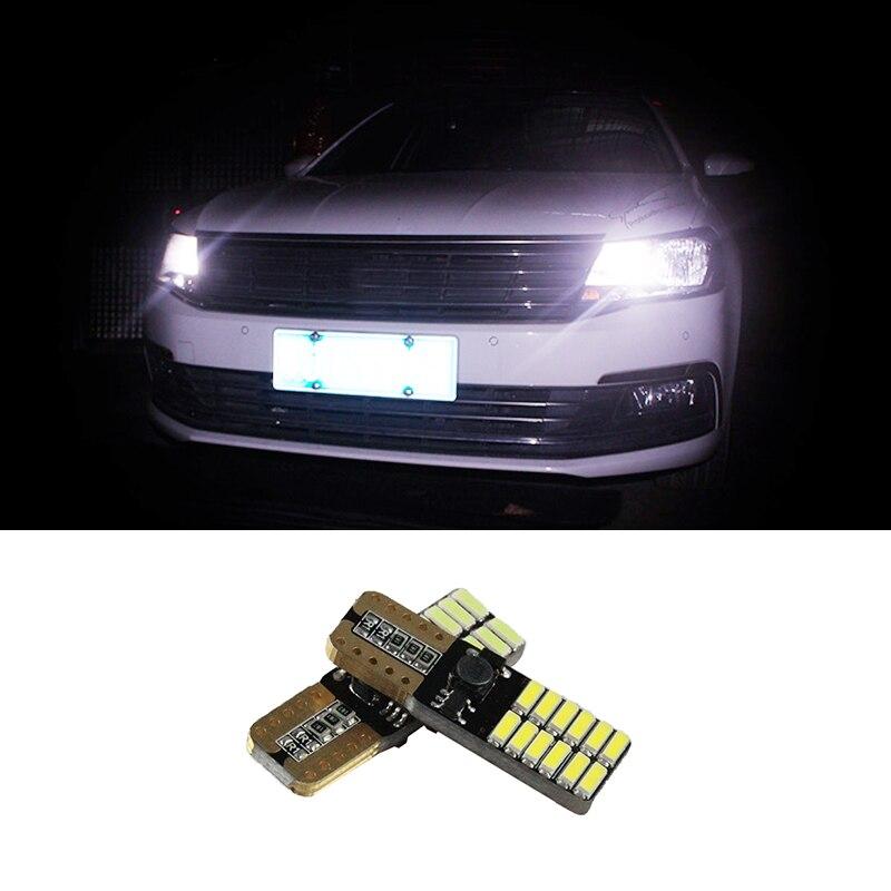 2X Canbus <font><b>LED</b></font> T10 W5W просвет парковка Клин свет для Volkswagen VW Gol G2 G3 G4 G5 Гольф 5 6 <font><b>Passat</b></font> b4 b5 b6 <font><b>b7</b></font> B8 лиса