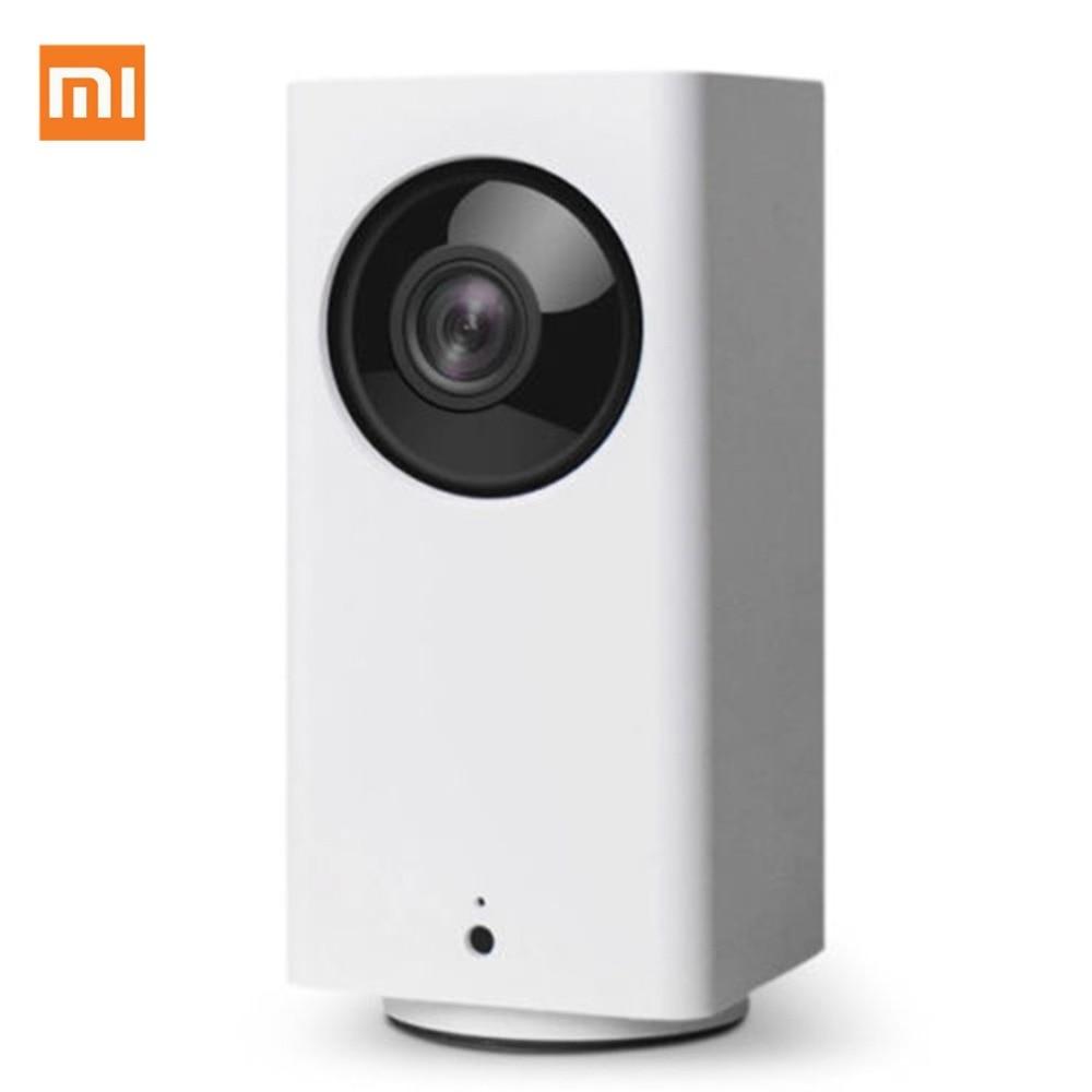 Xiao mi mi jia Xiaofang Dafang Inteligente Câmera IP 110 Graus 1080 p FHD Inteligente WIFI Segurança IP Cam Noite visão Para mi Casa App
