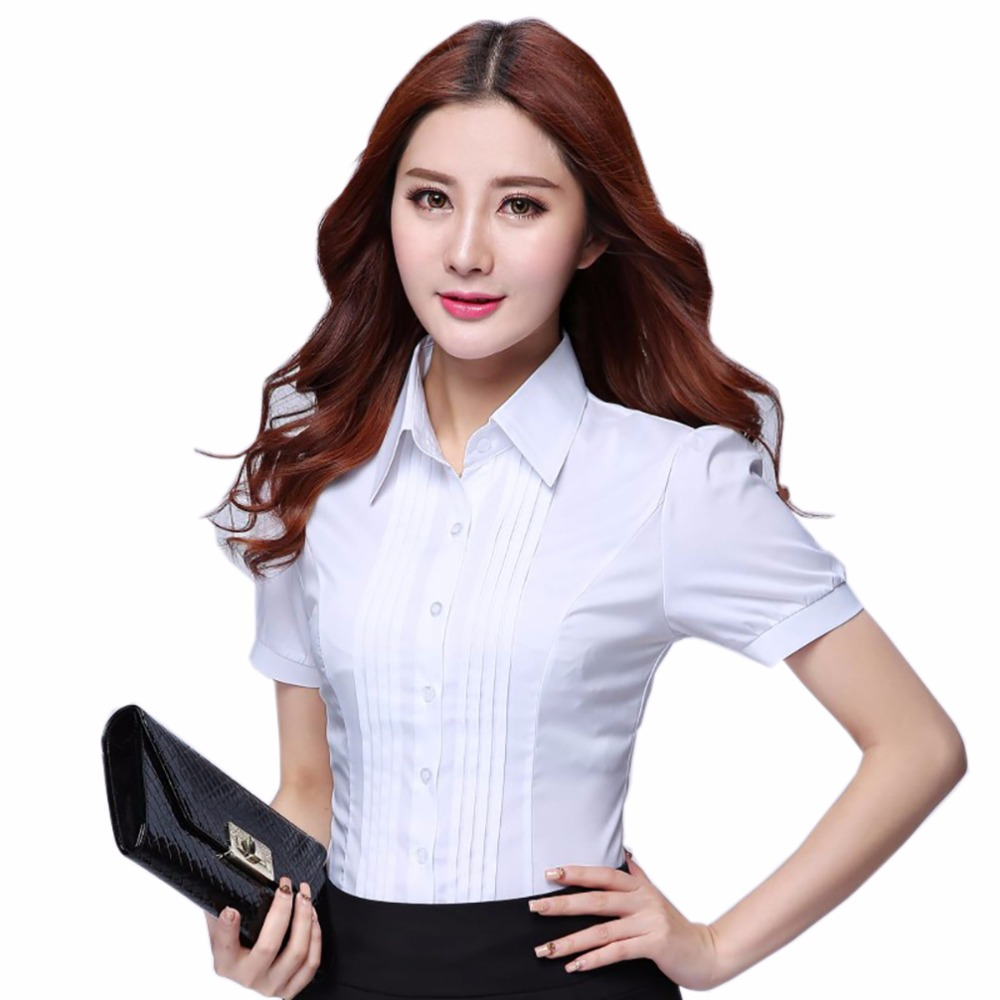 Popular Womens Business Blouses-Buy Cheap Womens Business Blouses ...
