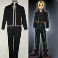 Anime Cosplay Costume Fullmetal Alchemist Edward Elric Cosplay Costume