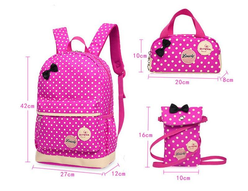 1524759d8996 Женская рюкзак школьница сумки Ms. точка печати рюкзак школьный рюкзак  школьный рюкзак девушки холщовый мешок милые девушки рюкзак школьный  портфель рюкзак ...