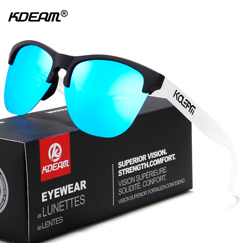KDEAM Happy TR90 Polarized Sunglasses Outdoor Goggles Life-Sport Glasses KD8927