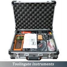 Handheld TUF-2000H ultrasonic flow meter TM-1 transducers (DN50-700mm)  ultrasonic liquid flowmeters