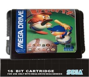 Chou Yakkyou Miracle Nine  - 16 bit MD Games Cartridge For MegaDrive Genesis console